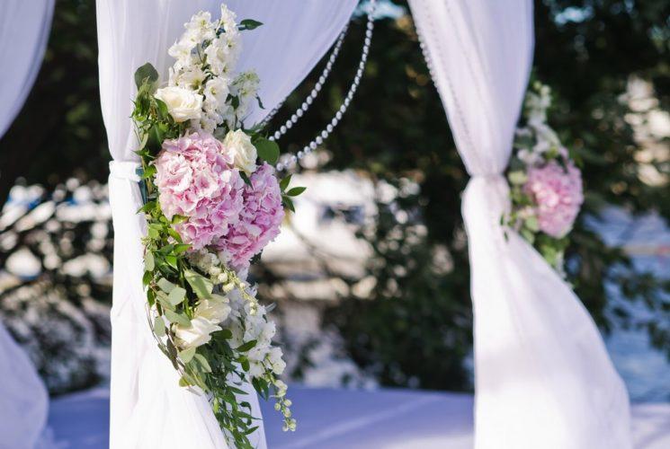 Свадьба в банкетном зале Айвазовский
