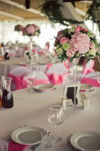 Свадьба в ресторане Море