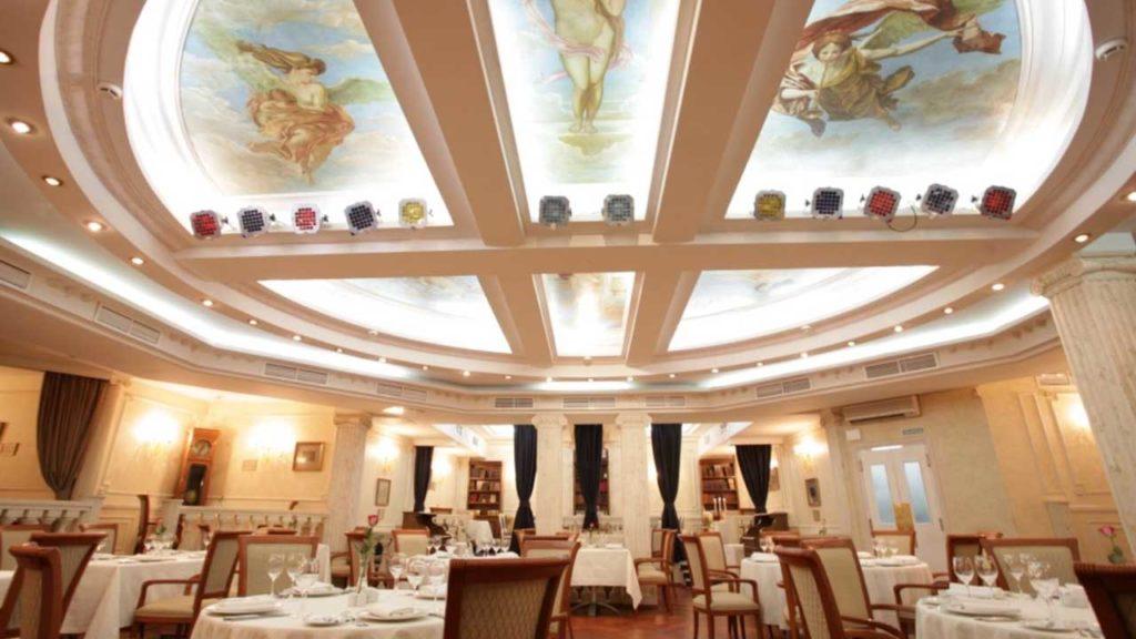 ресторан Достоевский