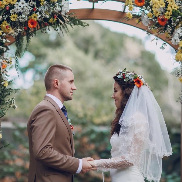 Свадьба Ивана и Дианы