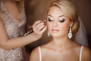 свадебный стилист - визажист